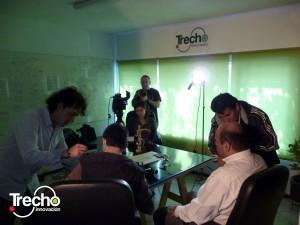 """Extendemos una felicitación y agradecimiento al equipo del programa """"La Mezcladora"""" y el canal 22 por ser un medio de difusión para proyectos mexicanos de innovación."""